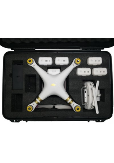 Dynamic Gear Cases for Phantom 3